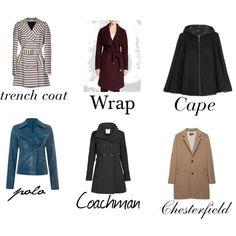 """Coats"" by madisenrawlinson on Polyvore"