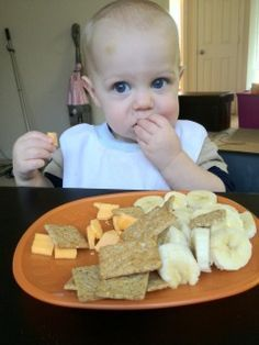 "Toddler Lunches: Going Beyond Chicken Nuggets, Hot Dogs, and PBJ Sandwiches. A good ""go to"" list when you are too tired to be creative:)"
