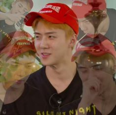 I don't think I've ever found a picture that captures my day-to-day mood more accurately than this one of sehun, wowowow