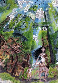 29 / Cecilia Addams / 3014: ¿cómo será el mundo dentro de mil años?