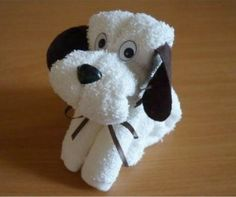 Wash Cloth Puppies Easy Video Instructions Lots Of Cute Ideas - Washcloth - Ideas of Washcloth - These Wash Cloth Puppies are super cute and perfect for a baby shower gift! Theyre fun and easy to make and the recipient will love them. Idee Baby Shower, Baby Shower Gifts, Girl Shower, Homemade Gifts, Diy Gifts, Baby Crafts, Crafts For Kids, Dog Themed Crafts, Summer Crafts