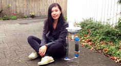 Teenager Invents Water Purifier That Creates Electricity With No External Power Source sq Green Technology, Science And Technology, Technology News, Renewable Energy, Solar Energy, Solar Power, Ideas Para Inventos, Alternative Energie, Sustainable Energy