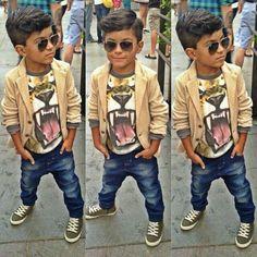 Coole jongen