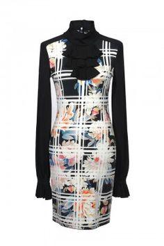 #RobertoCavalli #dress #vintage #secondhand #clothes #fashionblogger #onlineshopping #designerfashion #mymin