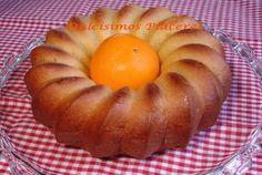 Dulcísimos Placeres: Bizcocho de Mascarpone y naranja, y premio
