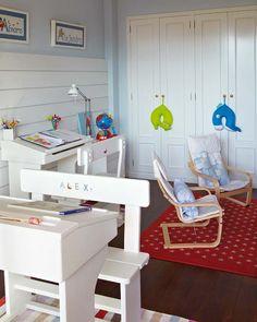 Creative desk spaces for kids. For #parenting tips visit www.youparent.com #YOUparent