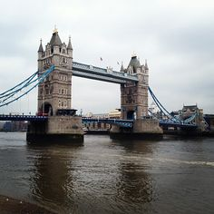 Tower Bridge...I've been there too! Will be there for 4 months!!!!