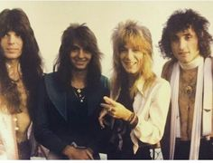 Randy Rhoads in Quiet Riot.