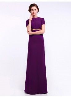 Sheath Column Mother Of The Bride Dress