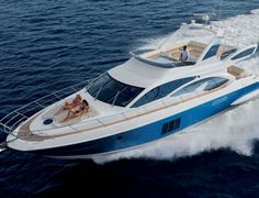 Azimut 60 - Leading boat in all respects. Enjoy the Water +