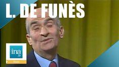 """Louis de Funès raconte le tournage de """"L'aile ou la cuisse"""" avec Coluche..."""