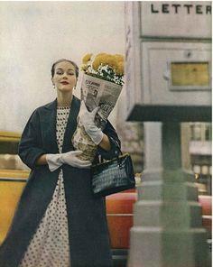 Photo by Karen Radkai, 1952