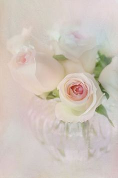 I'm going to switch themes, I thought there was more out there for clocks & flowers.  So .... tonight and Tuesday, let's do PINK ROSES.