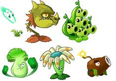 Plants vs Zombies 2 -We especially loved the style used for the animation in their new trailer to re-introduce Crazy Dave and the new plants,exciting times! Zombie Birthday Parties, Zombie Party, Plant Zombie, Zombie 2, Zombie Illustration, Graphic Design Illustration, Plants Vs Zombies, Plantas Versus Zombies, P Vs Z