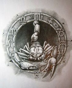 Find your best gift ideas for your family and friends! Escorpion Tattoo, Tattoo Photo, Body Art Tattoos, Sleeve Tattoos, Cool Tattoos, Clock Tattoo Design, Tattoo Design Drawings, Tattoo Designs Men, Scorpio Zodiac Tattoos