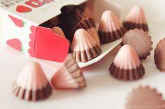 Meiji Strawberry Chocolate -- these are sooooo yummy!!!!