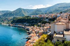 Scilla | 28 Towns In Italy You Won't Believe Are Real Places