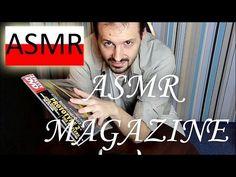 ASMR po polsku 3Dio Free Space Pro Magazine Pages Turning. Binaural Whispers PL
