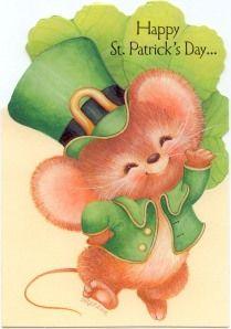 St Pat's Mouse
