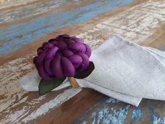Porta guardanapo Flor de Cactus