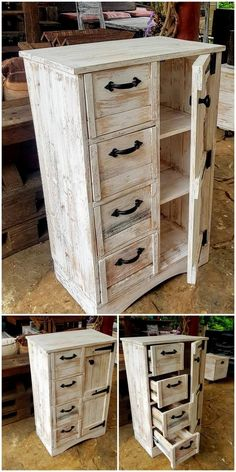 – Ideas to Give Old Wood Pallets New LookYou can find Pallets and more on our website.– Ideas to Give Old Wood Pallets New Look Pallet Furniture Designs, Wood Pallet Furniture, Furniture Projects, Rustic Furniture, Diy Furniture, Furniture Stores, Furniture Making, Furniture Dolly, Furniture Buyers