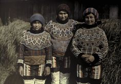 Greenland Folk Clothing, Beaded Collar, First Humans, Fire And Ice, Folk Costume, Most Favorite, Knitting Designs, Get Dressed, Surface Design