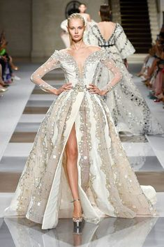 – 63 photos - the complete collection Style Couture, Couture Fashion, Victor Ramos, Robes Glamour, Creative Wedding Inspiration, Glamorous Dresses, Evening Dresses, Formal Dresses, Luxury Dress
