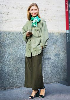 Why the Fashion World Is Obsessed With Jenny Walton via @WhoWhatWearUK