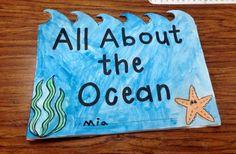 Ocean Fun! Math, Literacy, & Writing Activities!