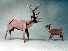 Origami Extremo. By Yaroslav Mischenko.