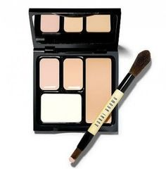 Bobbi Brown Concealer Palette. A little expensive but I can't live without this. In my travel bag.