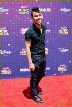 Max Schneider at the Radio Disney Music Awards 2016