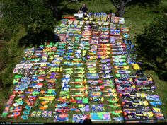 largest collection of super soakers, Chris Reid