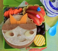 phineas and ferb bento's