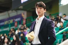 Namgong Min Brings the Seasoned Intensity in First Stills for SBS Drama Stove League Cha Tae Hyun, Namgoong Min, Lee Shin, Ultrasound Pictures, Big And Rich, Korean Entertainment, Kdrama Actors, Lady And Gentlemen