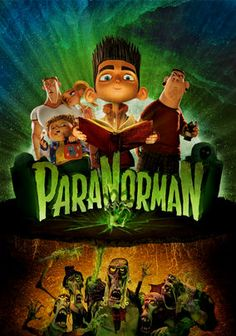 ParaNorman.  A boy must use his special powers to save his town from a centuries-old curse.