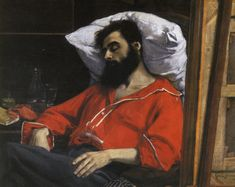 Carolus-Duran, The Convalescent or The Casualty, 1860