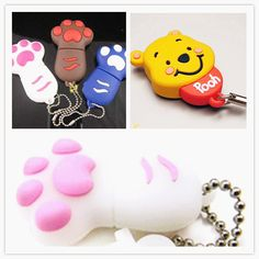 Lovly USB drive   MOQ:3,000pcs  Size : custom  Color: PMS colors  Sample production time :3-5 days   Production time :7 days after sample confirmed  Package: 1 pcs/ polybag, 3000 pcs/carton  Carton size :52x48x32cm  approx.15KG  Payment ;T/T  west union  PayPal   30% deposit and 70% balance before shipment    1.Available in Various Colors  2.Customized Designs are Welcome  3. OEM designs are welcome  4,if your order reaches to 100,000 pcs we will return the mould fee