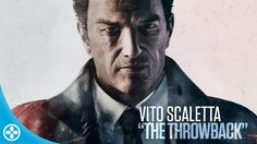 Mafia III | Vito Scaletta - The Throwback | Lieutenant Character Profile [Video] #Playstation4 #PS4 #Sony #videogames #playstation #gamer #games #gaming