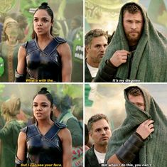 I died laughing, Ragnarok was AMAZING