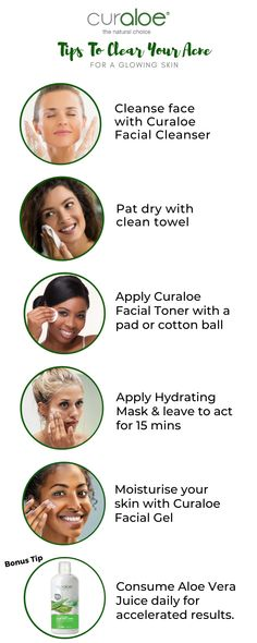 How To Get Rid Of Acne, Skin Problems, Acne Treatment, Clear Skin, Aloe Vera, Healing, Plant, Skin Care, Collections