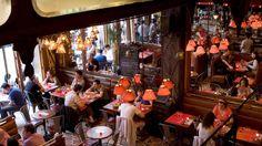 CAFÉ CHARBON // 109 Rue Oberkampf