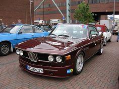 #BMW #E9 3.5 CSL