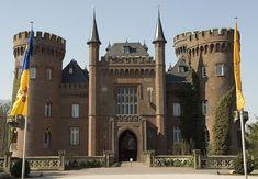 Castle of Moyland, Kleve, Germany