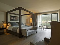 Lake Como's New Contemporary hotel: Filario Hotel & Residences - via www.themilliardaire.co