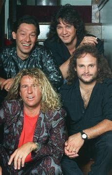 Van Halen with Sammy Hagar.or Van Hagar, as they were unofficially known. Eddie Van Halen, Alex Van Halen, Sammy Hagar Van Halen, Tex Avery, Wolfgang Van Halen, Van Halen 5150, Van Hagar, Red Rocker, 80s Hair Bands