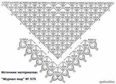 Mis Pasatiempos Amo el Crochet: Chal una prenda muy versátil !