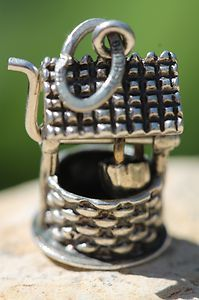 Vintage Sterling Silver by Beau Sterling Wishing Well Charm for Bracelet   eBay