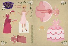Paper doll (Charlotte Le Bouff)