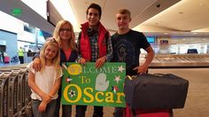 Welcome Oscar from Mexico to the Crown Point region, Michigan!